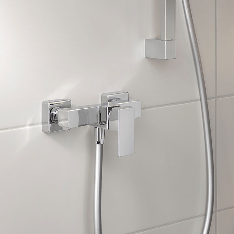 Modernes Design Im Bad Mit Den Hsk Shower Co Armaturen Der Linie