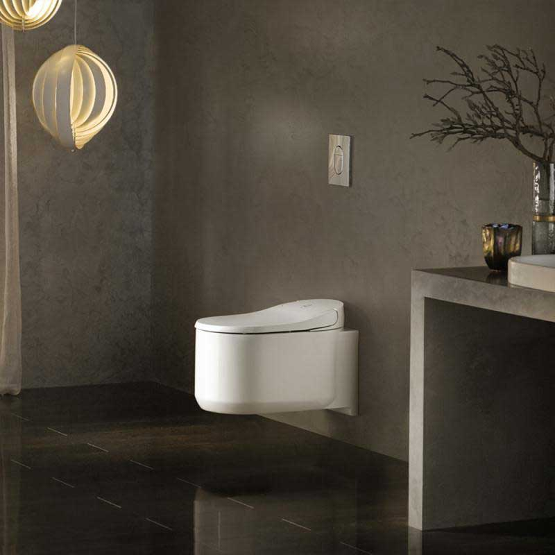 grohe sensia arena wand dusch wc komplettanlage. Black Bedroom Furniture Sets. Home Design Ideas