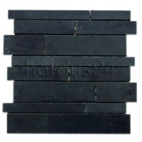 Schiefer Mustang Graphite Mosaik Mix Formate