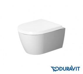 Duravit ME by Starck Wand-WC Compact Rimless®