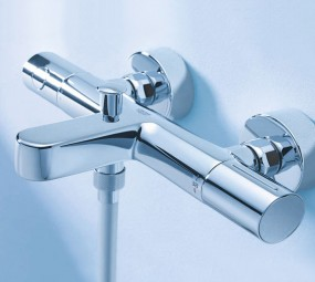 Grohe Grohtherm 1000 Cosmopolitan M Thermostat-Wannenbatterie