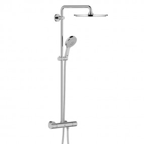 Grohe Rainshower 310 Power & Soul Duschsystem mit Thermostat