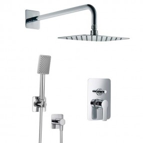 HSK Softcube Shower Set 2.24 Brausebatterie Unterputz