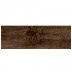 Tabula Chocolate 15 x 61 cm Holzoptik Fliese